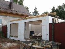 Строительство гаражей под ключ. Белгородские строители.