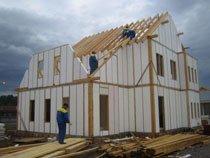 каркасное строительство домов Белгород