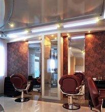 Отделка парикмахерской в г.Белгород