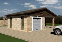 Строительство гаражей в Белгороде и пригороде, строительство гаражей под ключ г.Белгород